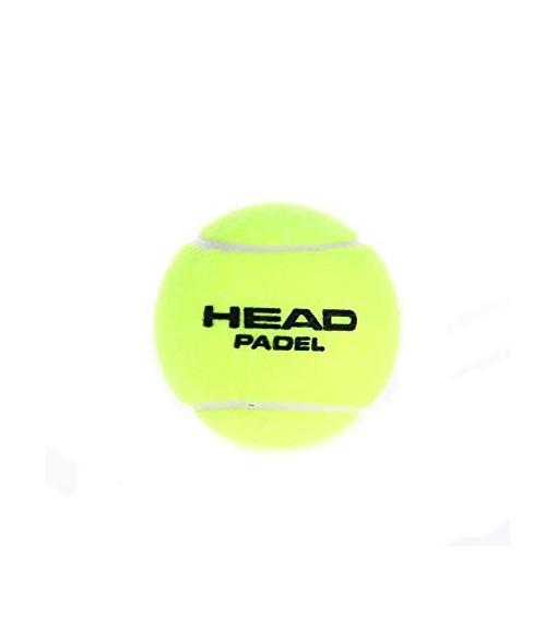 Bote de 3 pelotas de pádel HEAD | scorer.es
