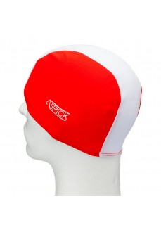 POLYESTER RED SWIM CAP NTG30022