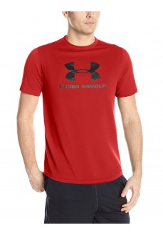 1294251-600 SPORTSTYLE BRANDED TEE-RED/B