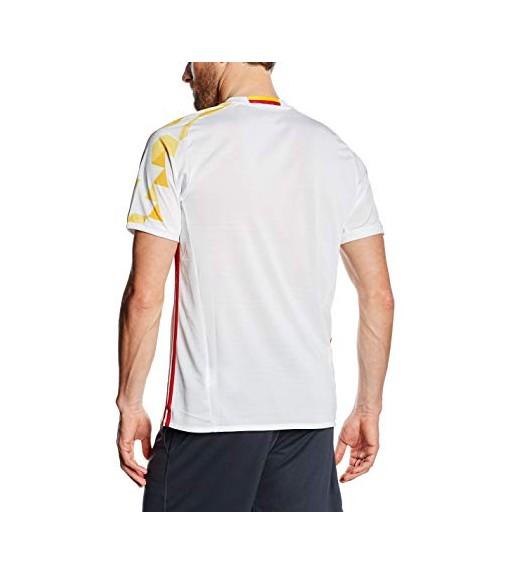 FEF AA0830 BCO/RO Spain Euro 2016 Football Away Shirt   Football clothing   scorer.es