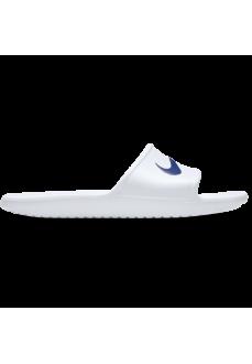 Chancla Hombre Nike Kawa Shower Blanco 832528-100
