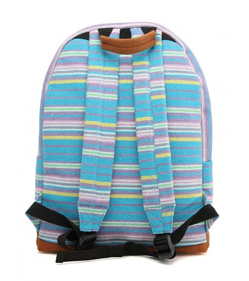 F1740311002TUL PERUVIAN STRIPE TUR/LilacC BAG | Backpacks | scorer.es