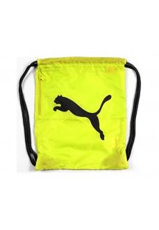 073622-02 PUMA CAT GYMSACK LIME PUNCH/TU | scorer.es
