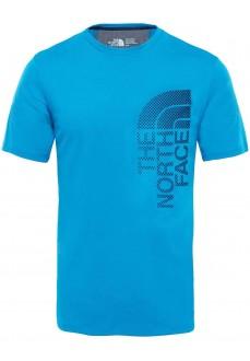 M Ondras S/S Tee/Hyper Blue
