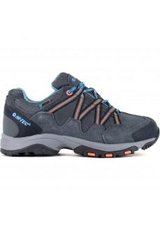 Florence Low Wp Womens Steel Grey