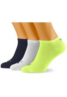 Calcetines Puma Unisex Sneaker Plain 261080001-064