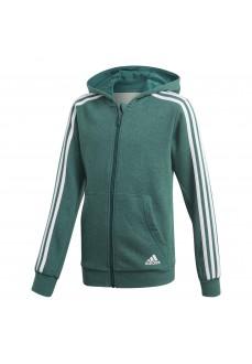 Sudadera Adidas Yb 3S Fz Hood DJ1745