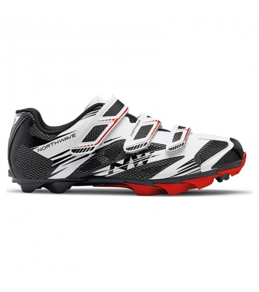 Scorpius 2 White-Black-Red | Cycling | scorer.es
