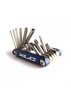 Xlc Multitool To-Mt06 Con 10 Piezas