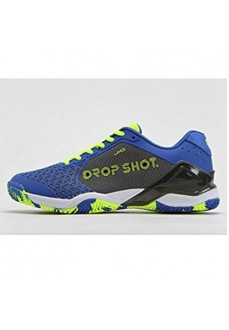 Zapatillas de Pádel Drop Shot Conqueror Tech Blue DZ161003 | scorer.es