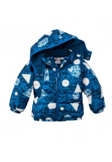 Minicats Padded Jacket Sailor Blue