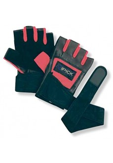 Atipick PRO1 Leather Weight-Lifting Gloves