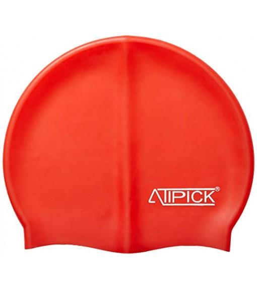 RED SILICONE SWIM CAP NTG30034 | Swimming caps | scorer.es