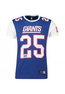 Camiseta Majestic Giants Royal | scorer.es