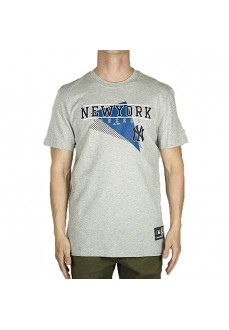Camiseta Majestic New York Silver | scorer.es