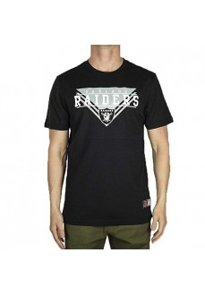 Camiseta Majestic Oakland Raiders Black | scorer.es