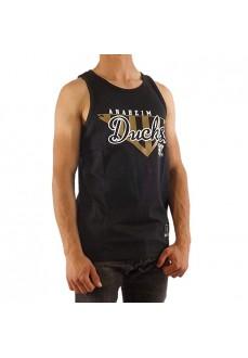 Camiseta Majestic Anaheim Ducks Black | scorer.es