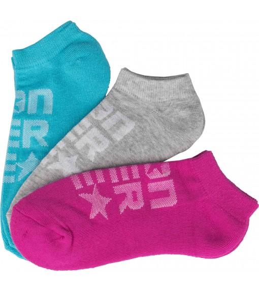 Converse Cyan Short Socks | Socks | scorer.es