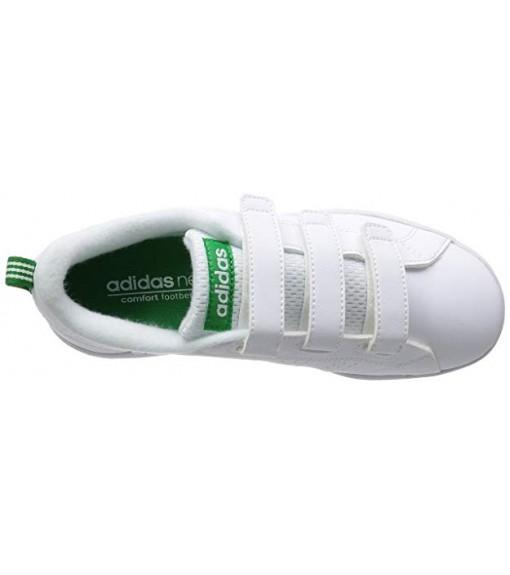 Adidas Vs Advantage Clean Trainers | No laces | scorer.es