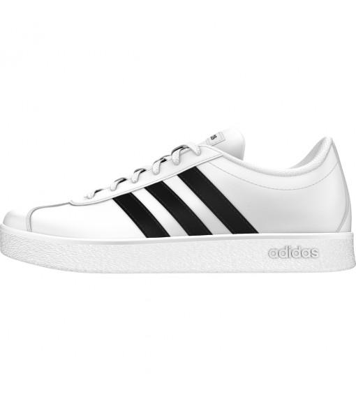 Zapatilla Niño/a Adidas Vl Court 2.0 K Blanco Lineas Negras DB1831 | scorer.es