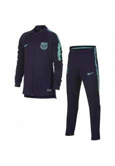Chandal Nike Fcb y Nk Dry Sqd