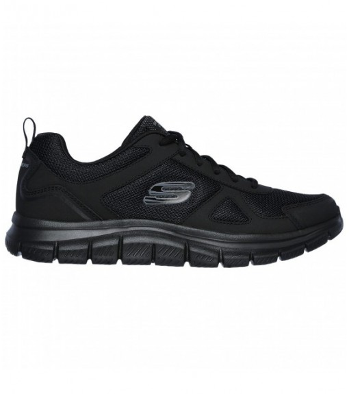 Skechers Men´s Shoes Track-Sclo Black 52631 BBK | Men's Trainers | scorer.es
