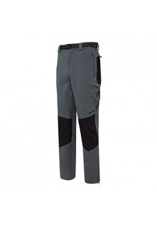 Grouser Dark Grey/Black Softshell Pant