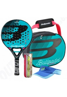 Pack Bullpadel Supreme Woman | scorer.es