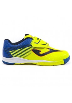 Zapatilla Joma Tactil Jr 811 Fluor Indoo