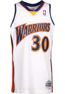 Camiseta Mitchell & Ness Stephen Curry | scorer.es