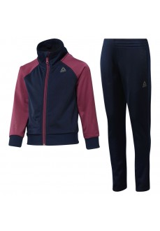 Reebok Workout Ready Tricot Tracksuit