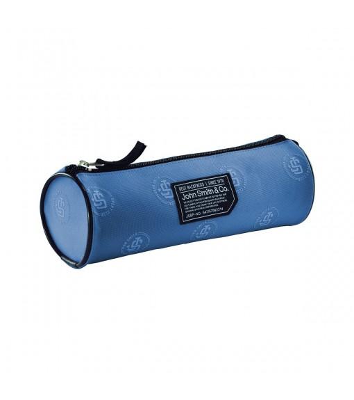 J.Smith Steel Blue Pencil Case | Bolsos | scorer.es
