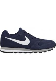 Zapatilla Hombre Hombre Nike Md Runner 2 Marino 749794-410