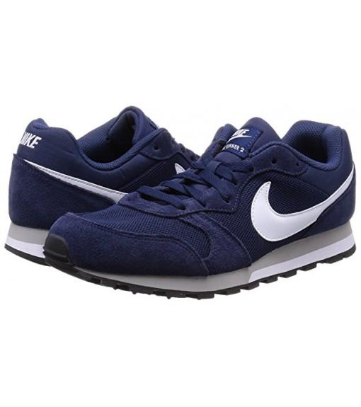 Zapatilla Hombre Nike Md Runner 2 Marino 749794-410 | scorer.es