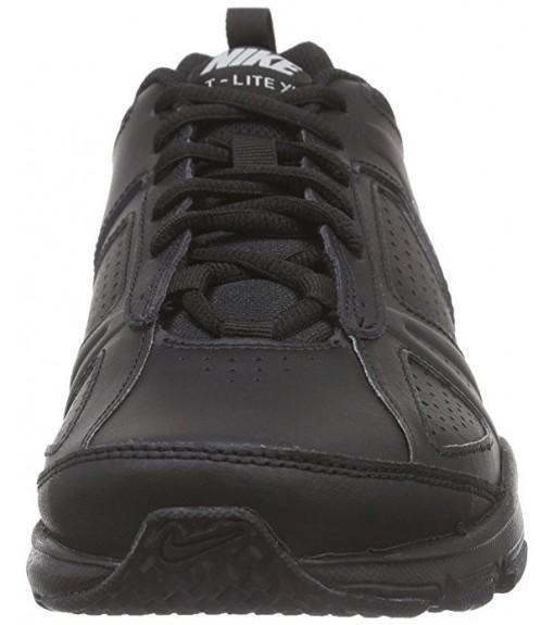 Nike Men's T- Lite XI Lam Black Trainers 616544-007 | No laces | scorer.es