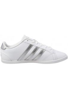 Zapatilla Mujer Adidas Tenis Vs Coneo Qt Blanco DB0135