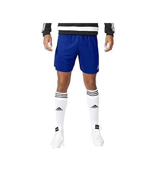 Pantalón Corto Hombre Adidas Parma 16 Azul AJ1582 | scorer.es