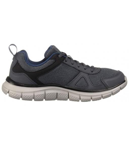 Skechers Men's Shoes Track-Sclo Grey 52631 GYNV | Men's Trainers | scorer.es