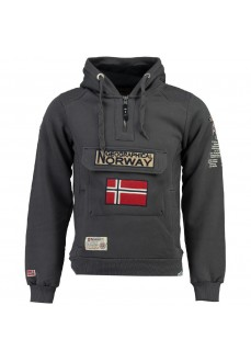 Sudadera Norway Gymclass Men Gris