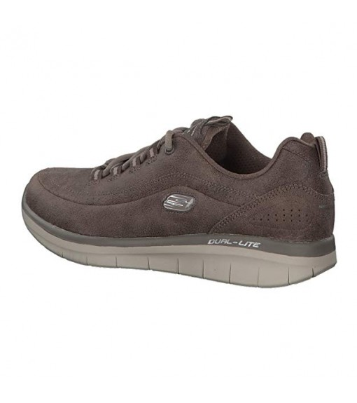 Skechers Synergy 2.0 Brown Trainers | Low shoes | scorer.es
