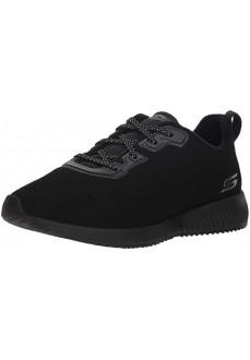 Zapatilla Skechers Bobs Squad Negro