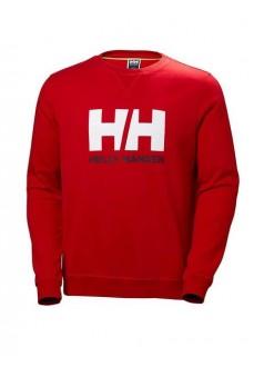Sudadera Helly Hansen Logo Crew Sweat   scorer.es