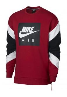 Sudadera Nike M Nsw Air Crew Flc