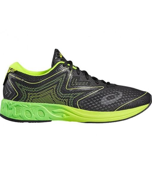 Asics Tiger Noosa FF Trainers Black/Green | Running shoes | scorer.es