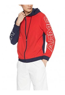 Sudadera Under Armour UA Baseline FZ Wov