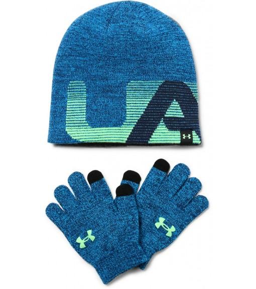Under Armour Boys Beanie Cap + Gloves | Hats | scorer.es