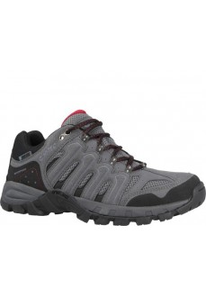 Hi-tec Trainers Gregal Low Wp Charcoal | Trekking shoes | scorer.es