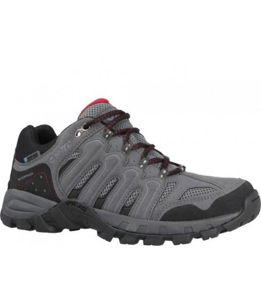 Hi-tec Trainers Gregal Low Wp Charcoal | Trekking shoes | scorer.es