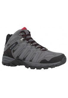 Hi-tec Boots Gregal Mid Wp Charcoal/Black