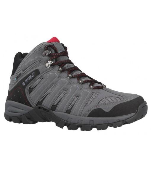 Hi-tec Boots Gregal Mid Wp Charcoal/Black   Trekking shoes   scorer.es